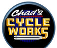 Chad's CycleWorks can handle all of your motorcycle needs! Everything from minor repairs and regular maintenance for domestic or foreign motorcycles through custom building the motorcycle of your dreams for you!